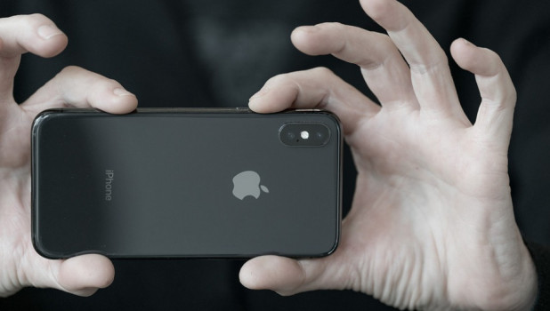 iPhone, фото.