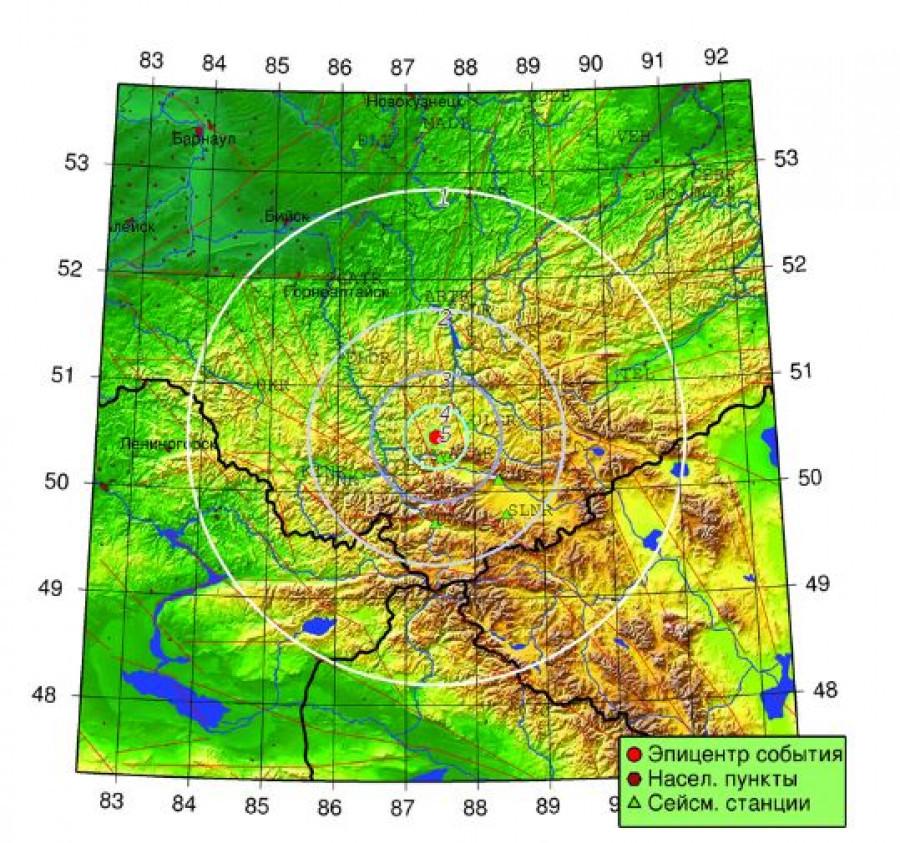 Землетрясение 21 сентября.