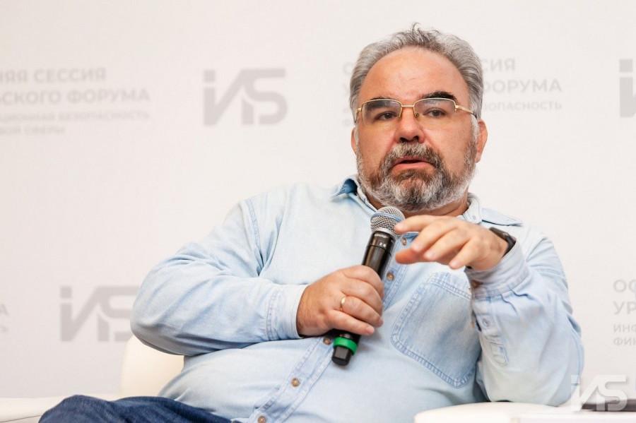Алексей Лукацкий.