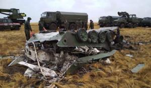 Две боевые машины разбились на учениях «Центр-2019»
