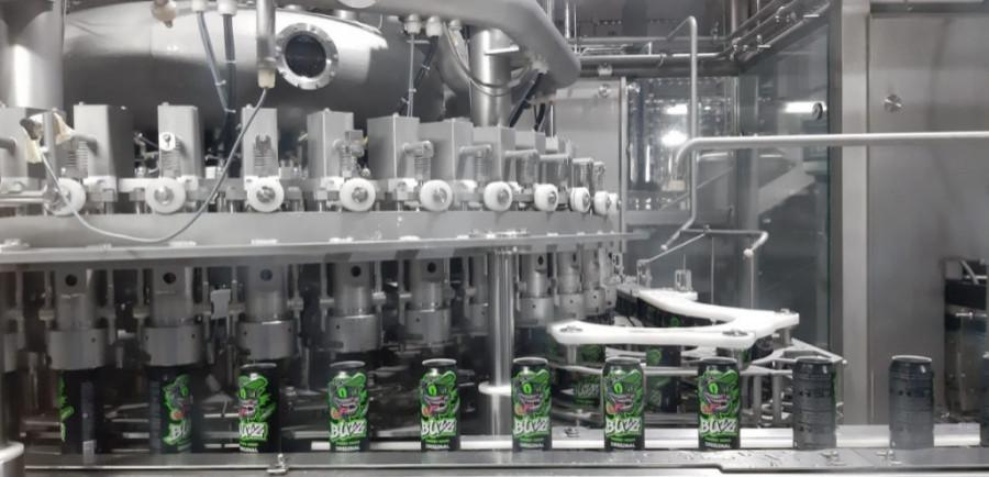 Алтайские предприятия начали выпускать энергетические напитки