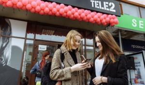 Tele2 предлагает жителям Алтайского края в рассрочку смартфон и год связи.