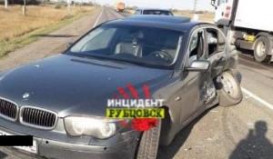 Дети угнали машину и попали в ДТП в Рубцовске.