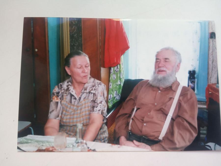 Супруги Иванниковы.