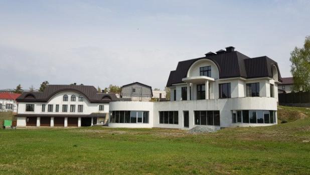 Дом, который можно использовать, как отель.