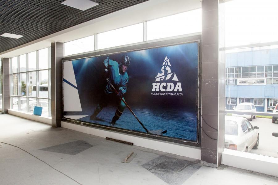 """Дворец спорта """"Титов-Арена"""" за два дня до открытия"""