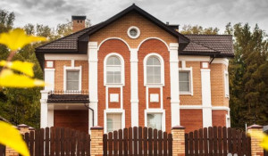 Элитные коттеджи в Барнауле.