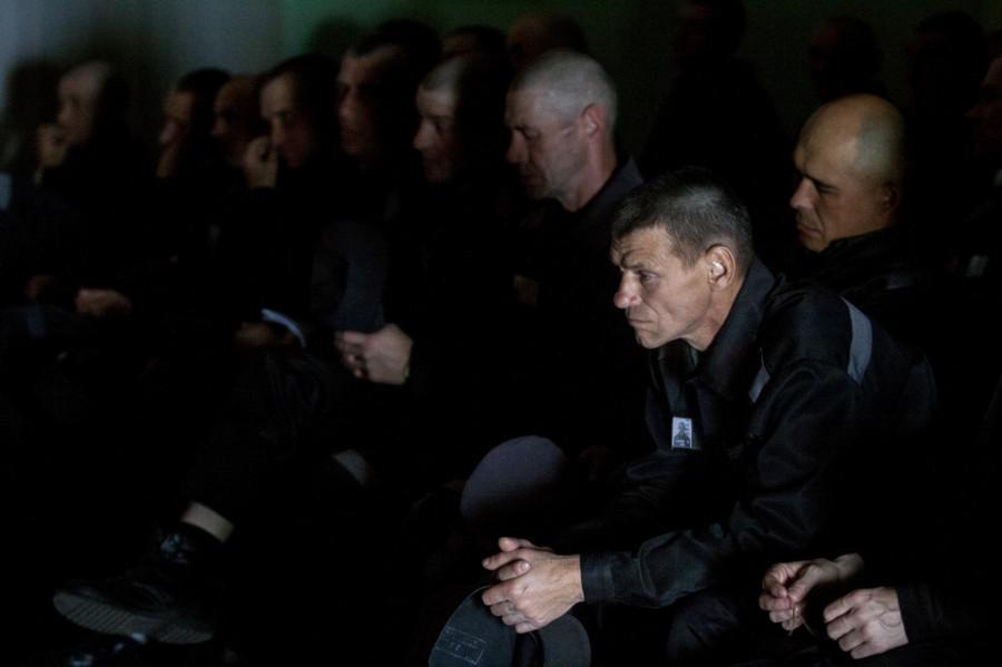 """Спектакль """"Смерть в рассрочку"""" в ЛИУ-1"""