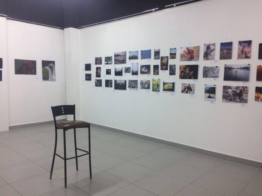 """Выставка """"Собрание"""" в галерее """"Республика ИЗО"""", сентябрь 2019 год"""