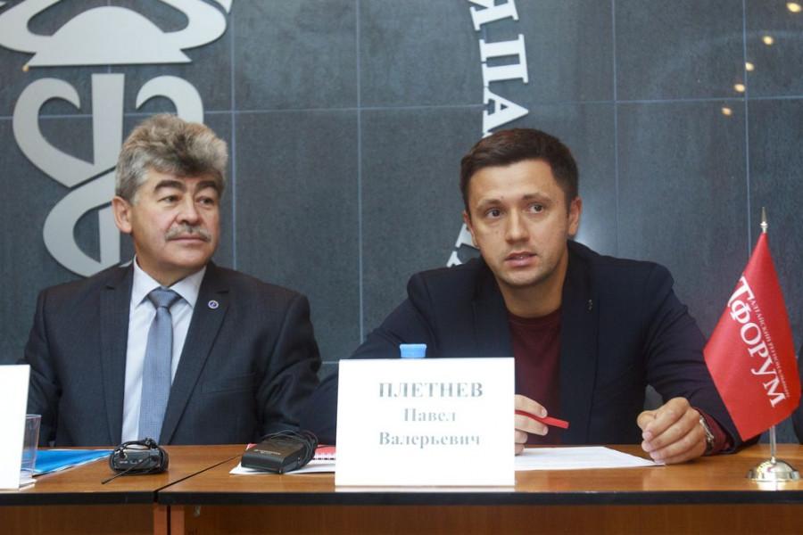 Павел Плетнев, гендиректор компании «Центр информационной безопасности».