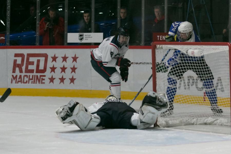 В Барнауле проходит международный турнир Student Hockey Challenge-2019