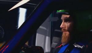 """""""Поп на джипе"""" снялся в автошоу."""