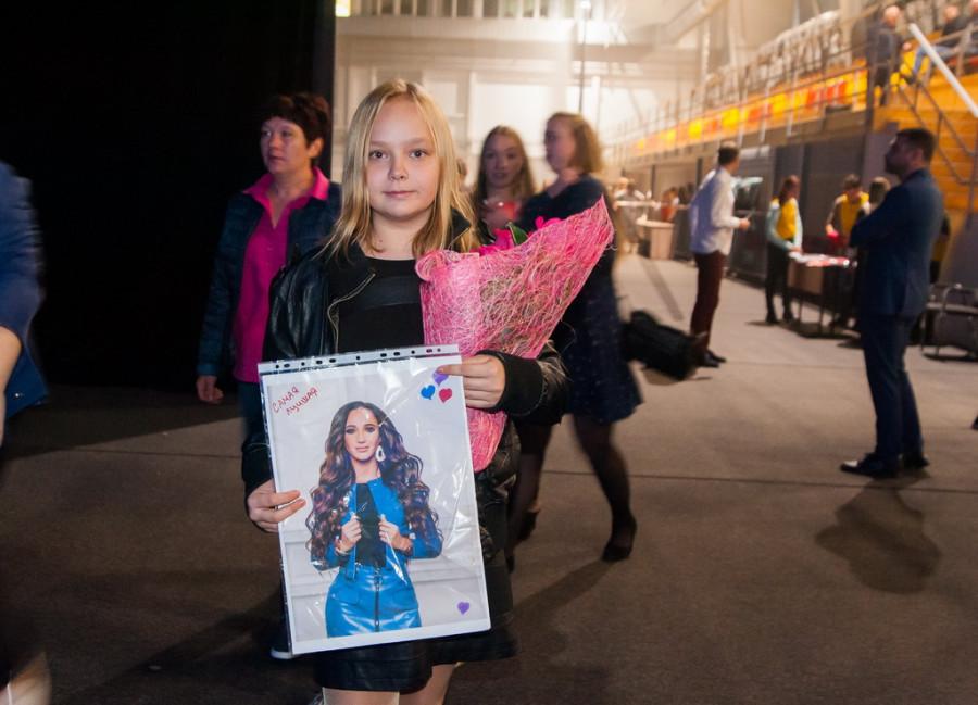 Концерт Ольги Бузовой в Барнауле. 3 октября 2019 года