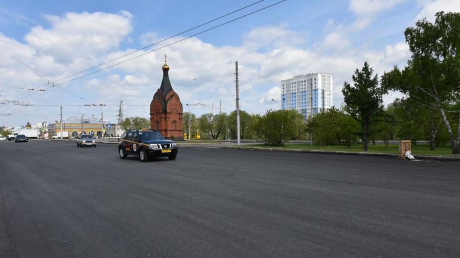 Активисты ОНФ оценили ремонт дорог в Барнауле.