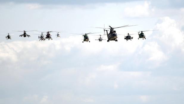Военные Азербайджана сбили российский вертолет Ми-24