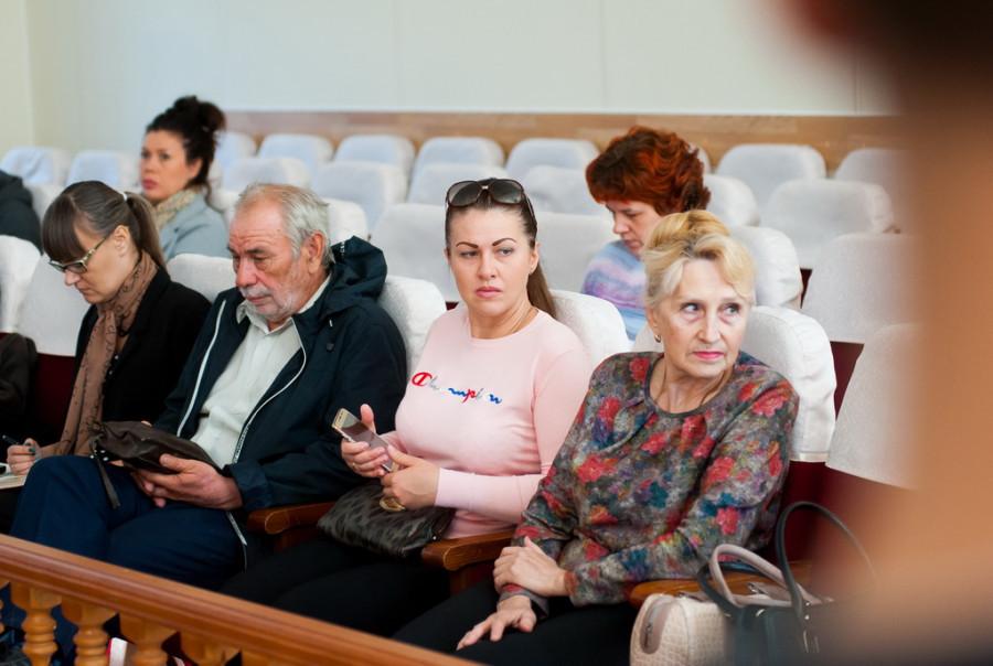 Заседание суда по делу Михаила Седова