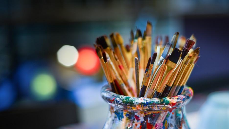 Художник, рисование