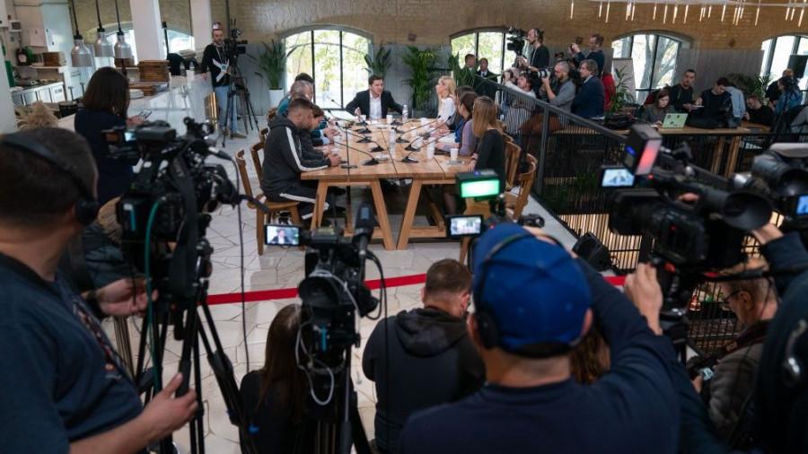 Украинский политик заявила, что Зеленского пытаются свергнуть