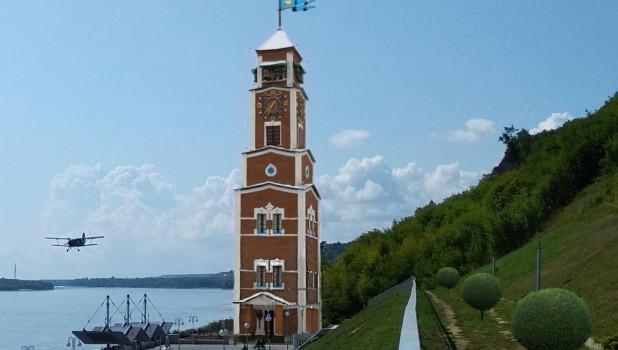 Барнаулец предложил построить башню на набережной Оби