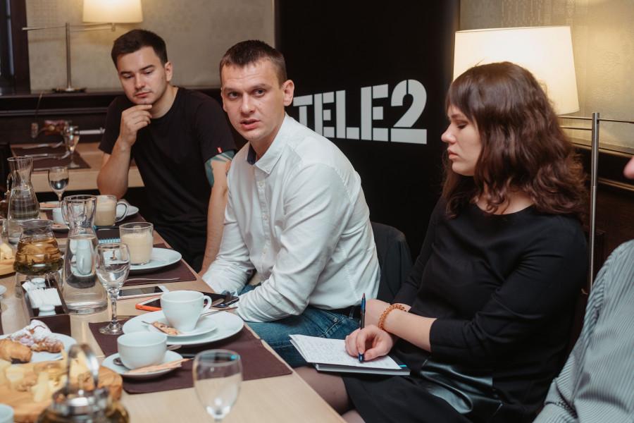 Филиал Tele2 в Алтайском крае возглавил Роман Князев.