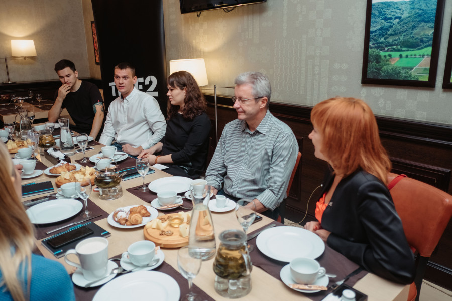 РФилиал Tele2 в Алтайском крае возглавил Роман Князев.