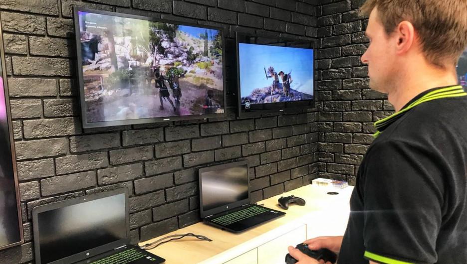 Tele2 запускает облачные игры на 5G.