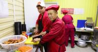 Открытие кафе китайской кухни «Чифань».