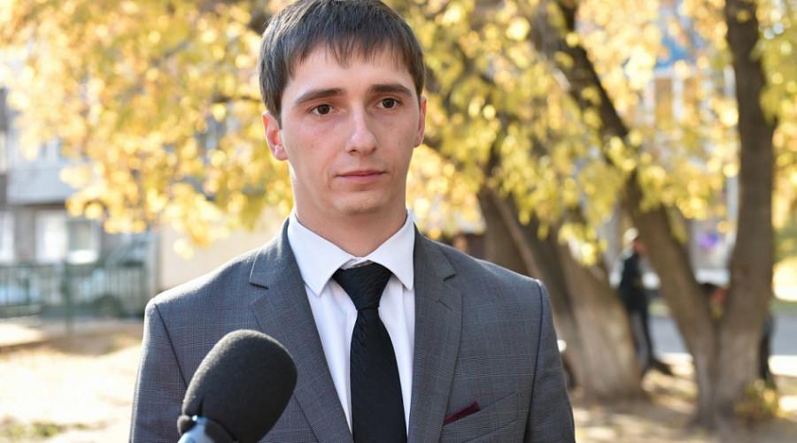 Андрей Федоров, заместитель главы администрации Барнаула по городскому хозяйству.