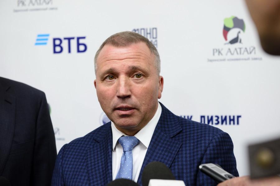 Игорь Сурин, председатель совета директоров ГК «Русская кожа».