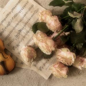 Романс,скрипка