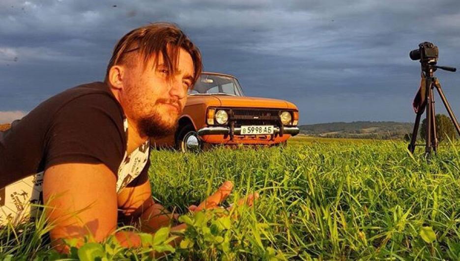 Блогер Сергей Солванов