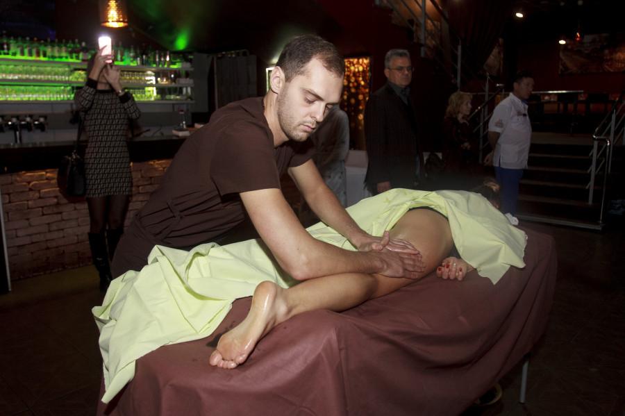 VI Чемпионат Сибирского федерального округа по массажу