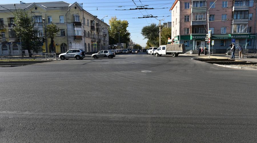 В Алтайском крае завершили масштабный ремонт дорог по нацпроекту.