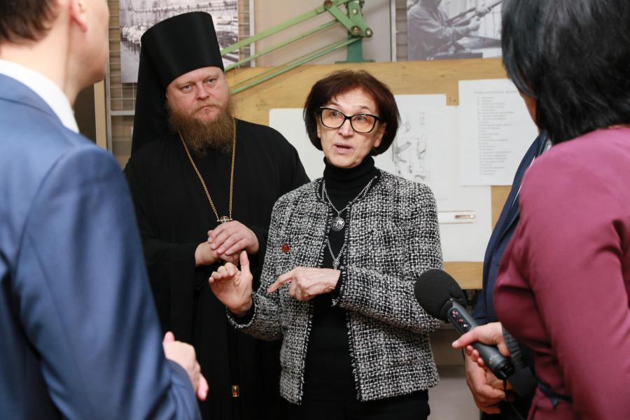 Празднование 100-летия со дня рождения Михаила Тимофеевича Калашникова в Курье