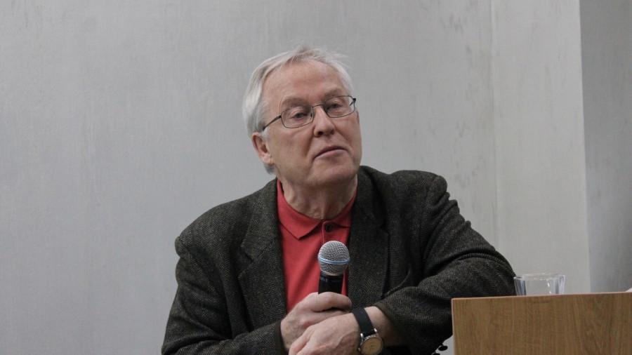Ученый-экономист Валерий Крюков.