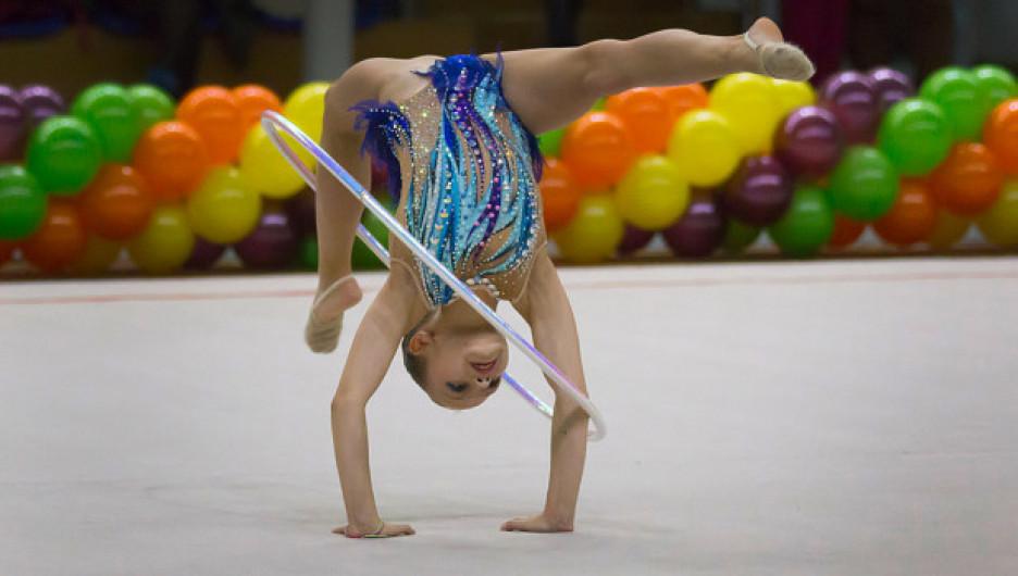 О гимнастике работа в москве срочно девушкам