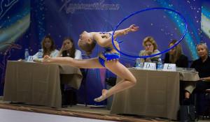 Открытый Кубок Алтайского края по художественной гимнастике