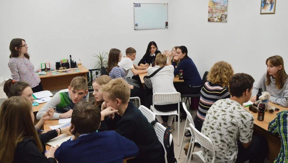 В Барнауле открыли бизнес-школу для детей и подростков.