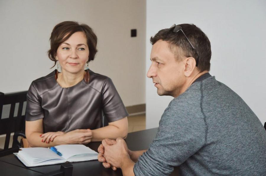 Татьяна и Павел Внучковы.