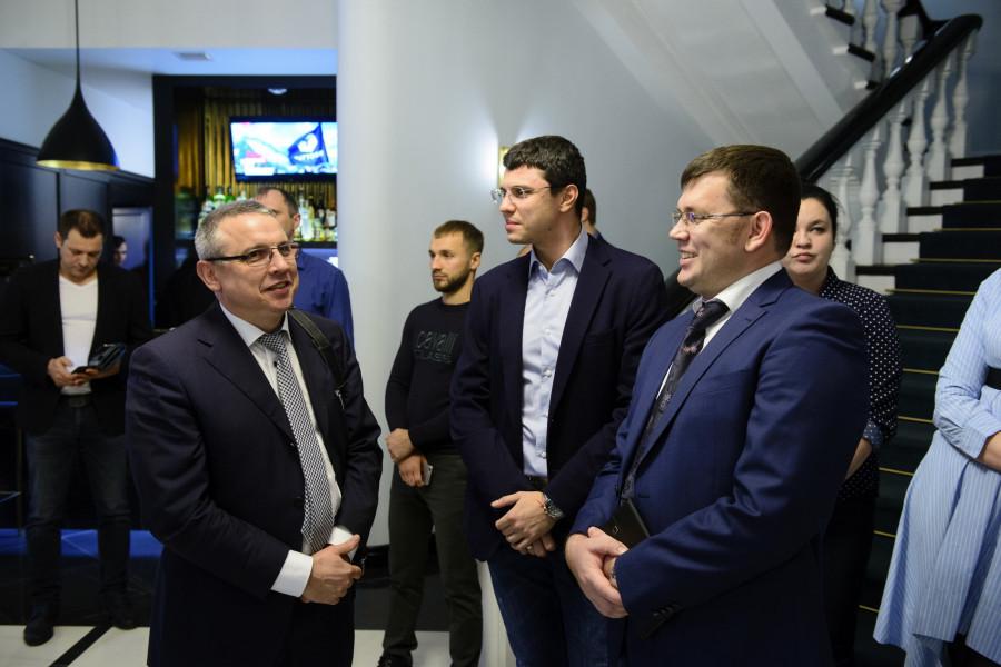 Заседание экспертного совета по развитию строительного комплекса Алтайского края.