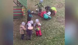 Инцидент в детскому саду Ярославля. 29 октября 2019 года.