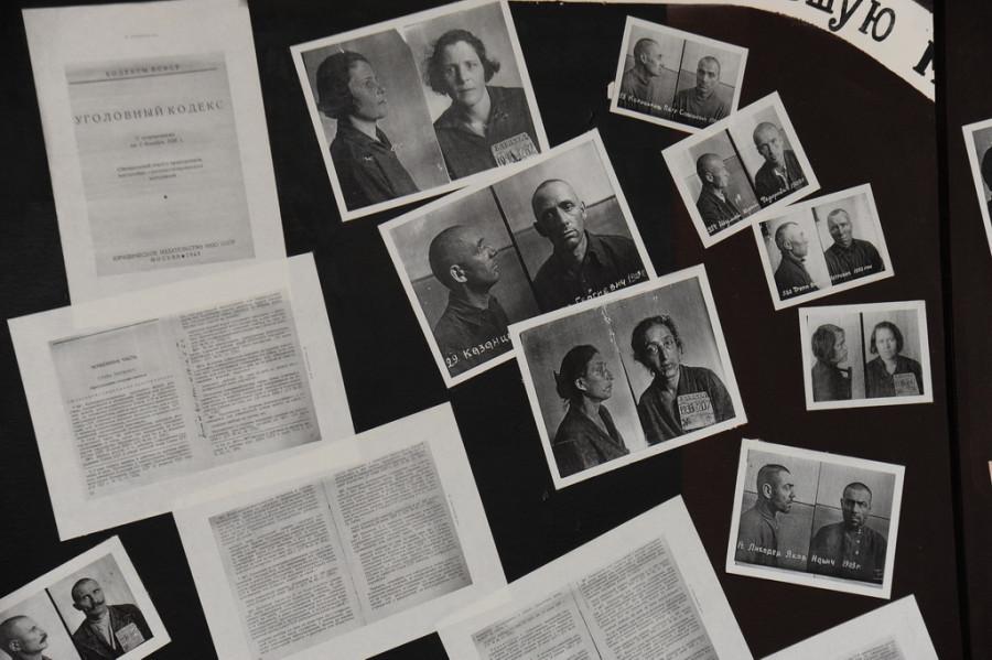 Выставка в краевом архиве, посвященная репрессированным
