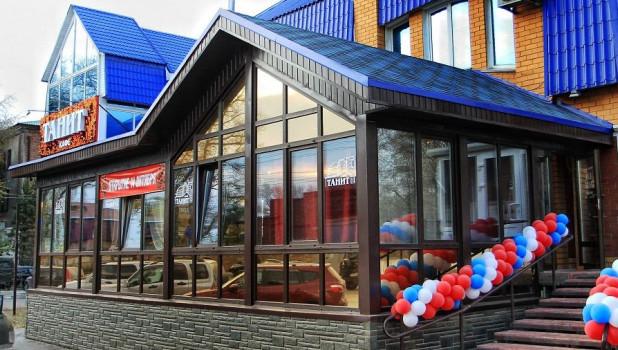 Рубцовское кафе «Танит».