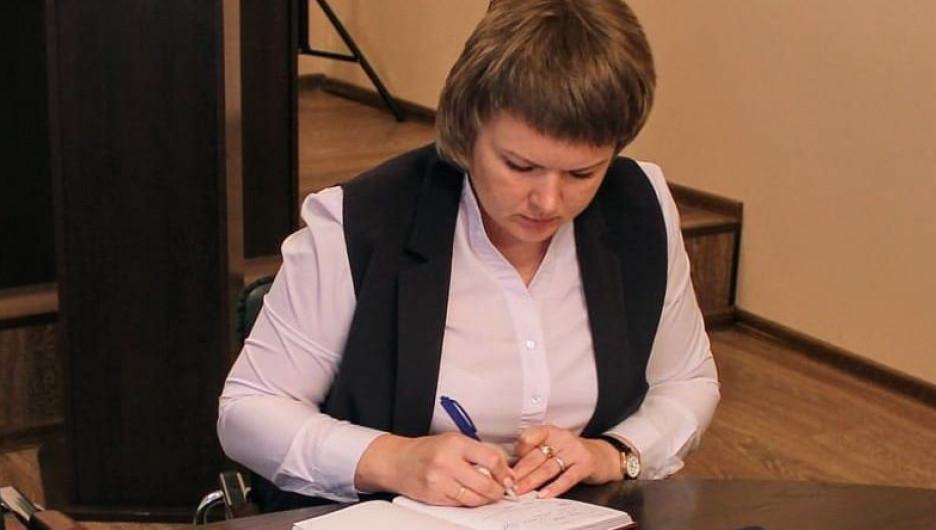 Евгения Гордиенко.