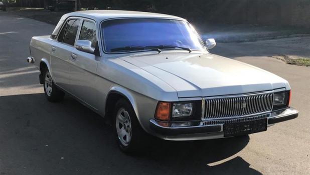 ГАЗ-3102.