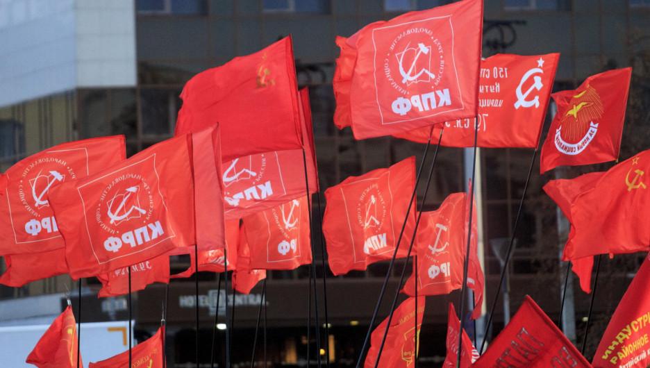 В Барнауле запретили проводить митинг против политических репрессий