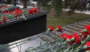 Алтайские полицейские почтили память погибших коллег.