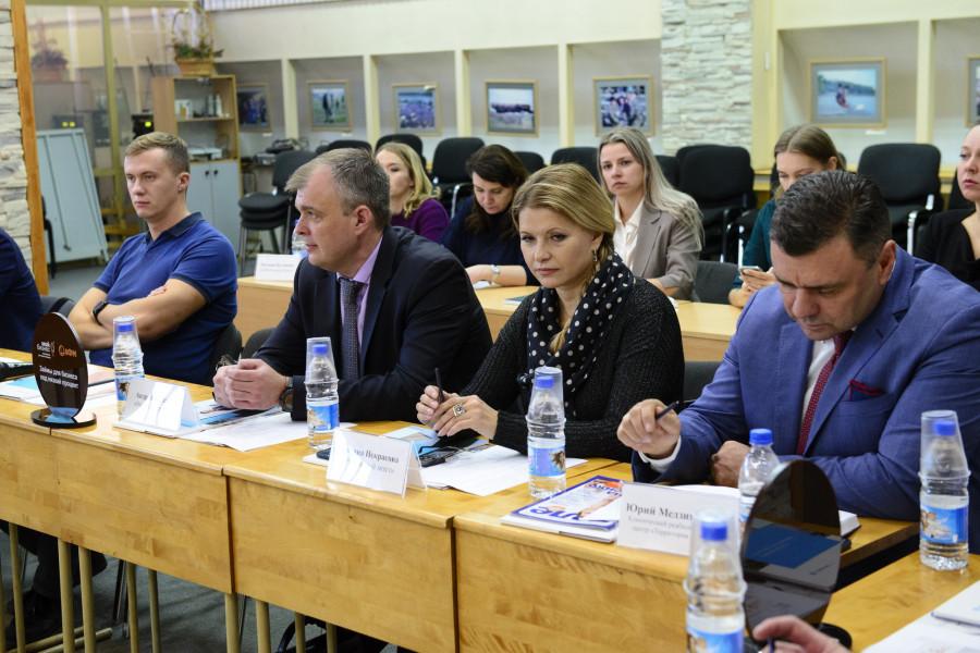 Экспертный совет по развитию медицинского туризма на Алтае. 7 ноября 2019 года.