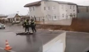 ДТП в Новоалтайске.