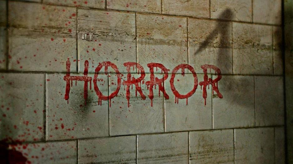 Кровь. Нож. Убийство